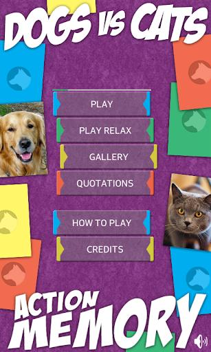 狗比猫 Dogs Vs Cats Action Memory