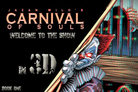 3D CARNIVAL OF SOULS - screenshot