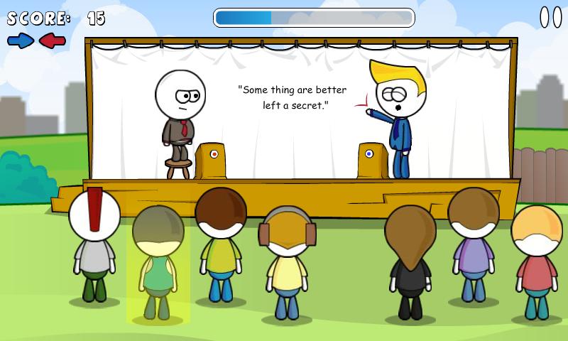 VoteSlap - screenshot