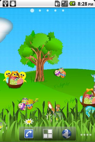 Easter Spring- screenshot