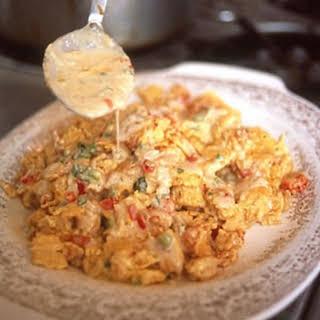 Cajun Crawfish Eggs.