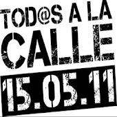 15 de Mayo (Spain on strike)