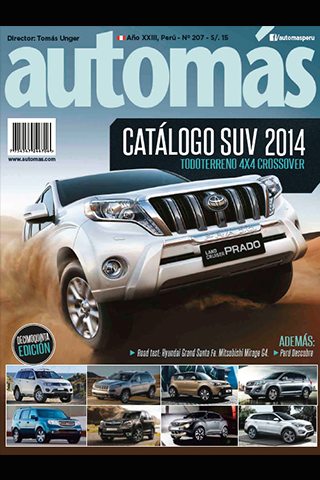 Catálogo SUV 2014