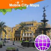 Lima Street Map