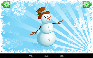 Screenshot of Kids Connect the Dots Xmas