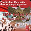 Kurikulum 2013 SMP Klas 7 PPKN