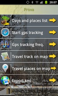 Smart Travel Notes Free Trial - screenshot thumbnail