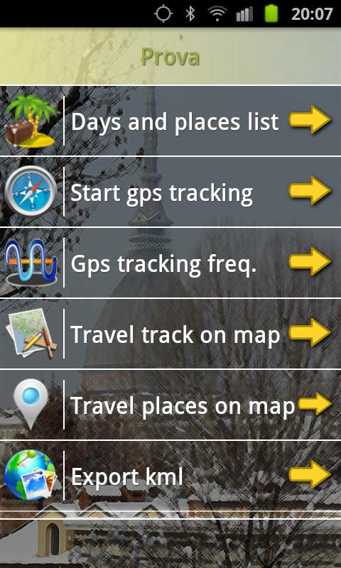 Smart Travel Notes Free Trial - screenshot