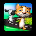 Alley Cat Simulator Free icon