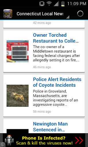 Connecticut Local News
