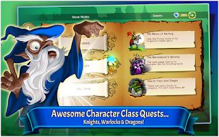 Screenshot of Doodle Kingdom HD Free