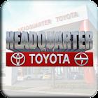 Headquarter Toyota icon