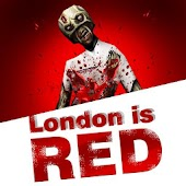 London is Red. Zombie shooting