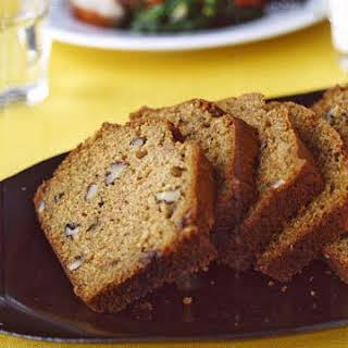 Zucchini Nut Bread.
