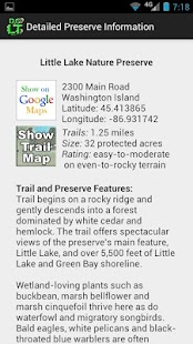 Door County Land Trust Hikes- screenshot thumbnail