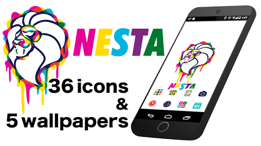 NESTA BRAND Graphic Icon + WP