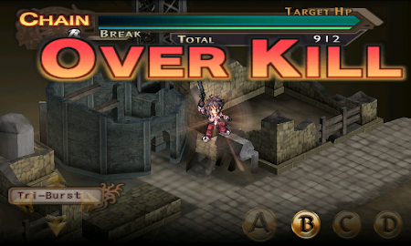 RPG Blazing Souls Accelate Screenshot 6