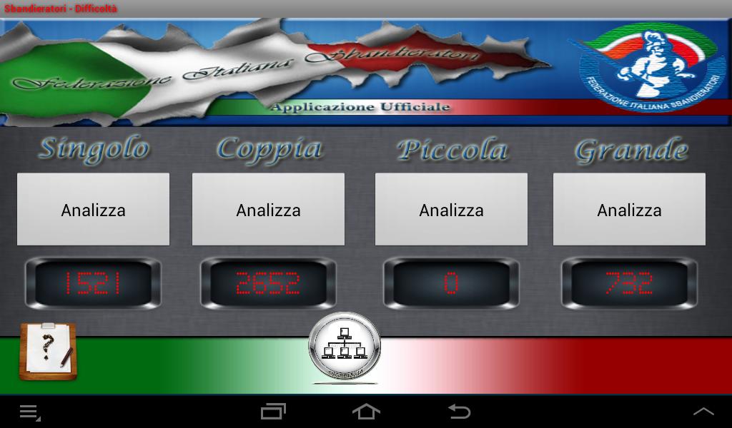 FISB -Difficoltà Sbandieratori - screenshot