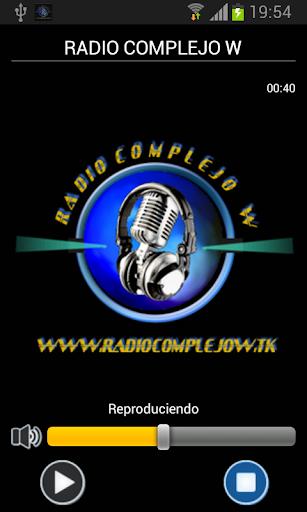 RADIO COMPLEJO W