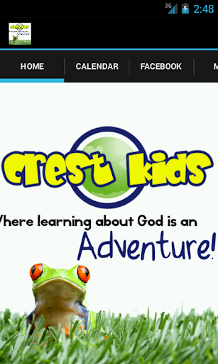 The Crest Kids Ministry