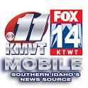 KMVT logo