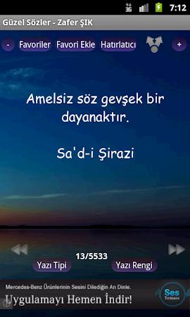 Güzel Sözler 15.6 screenshot 715540