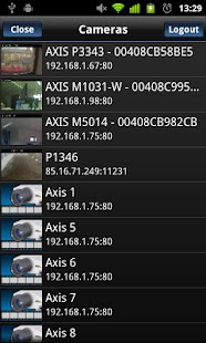 Viewer for Axis Camera Station- screenshot thumbnail