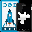 Slide Launcher TouchWiz plugin icon