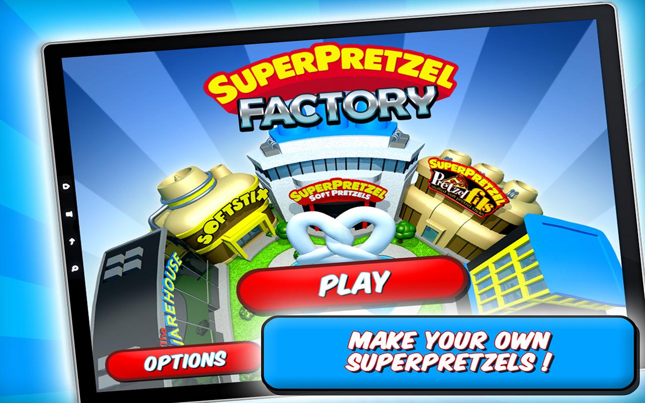 SuperPretzel Factory - screenshot