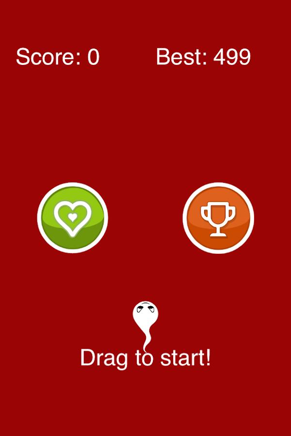 Sperm Race - screenshot