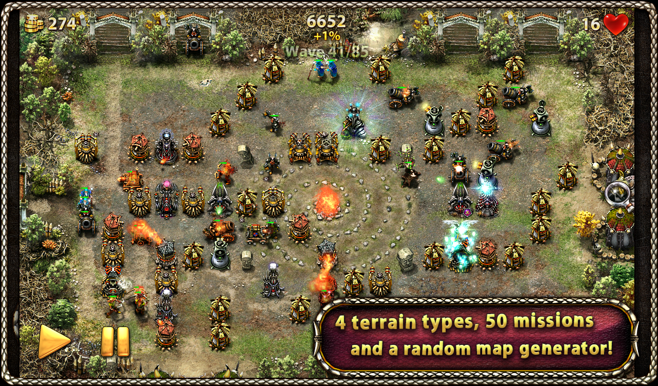 Myth Defense 2: DF screenshot #19