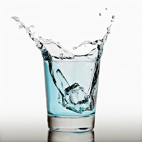 Splash by Uzair RIaz - Abstract Water Drops & Splashes (  )
