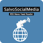 SalvoSM RSS News Feed Reader icon