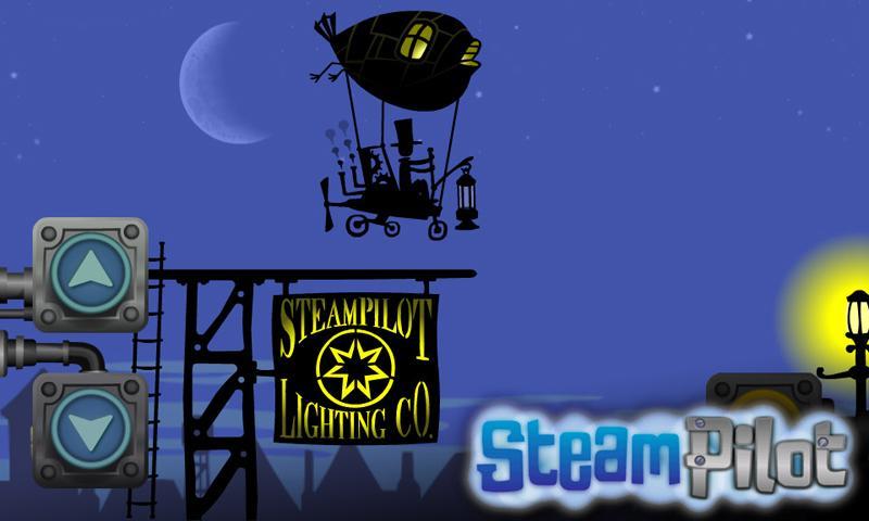 SteamPilot- screenshot