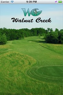 Walnut Creek Golf Courses- screenshot thumbnail