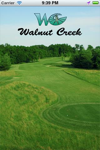 Walnut Creek Golf Courses- screenshot