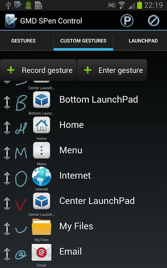 GMD SPen Control ★ root - screenshot