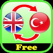 Learn English Turkish Words