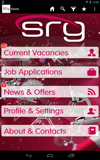 SRG Jobs