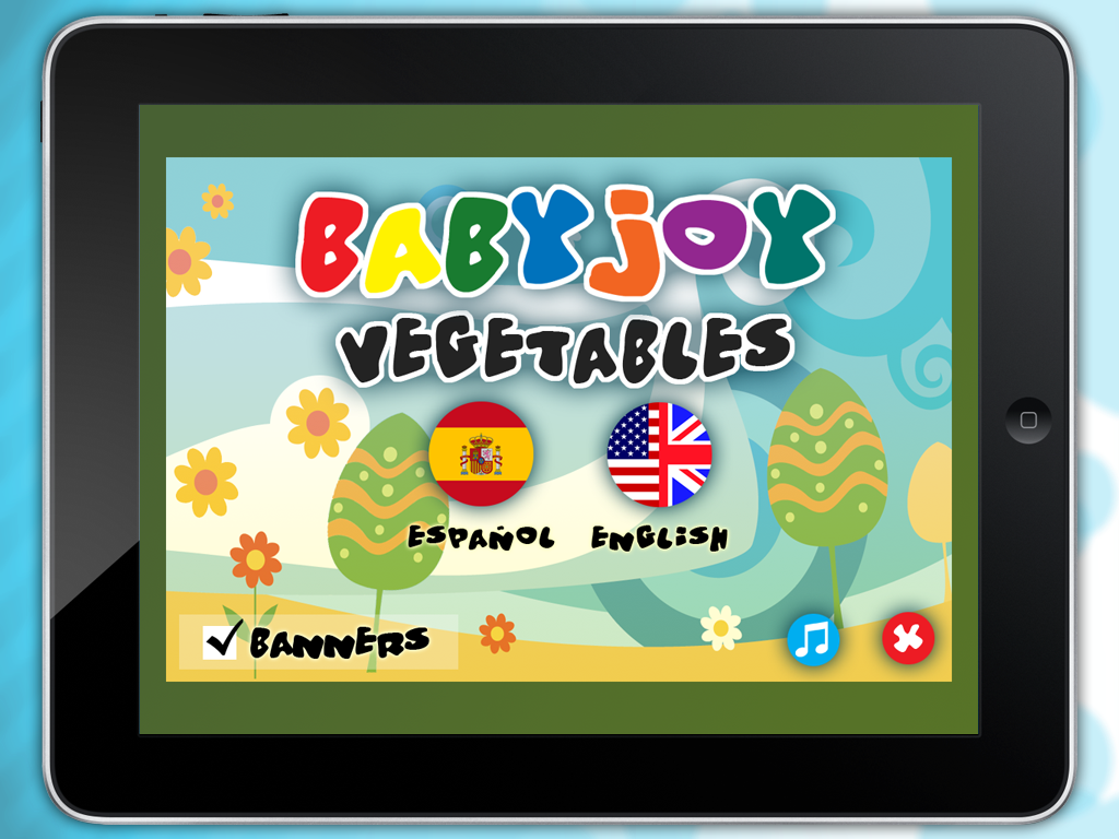 Babyjoy - Vegetables- screenshot