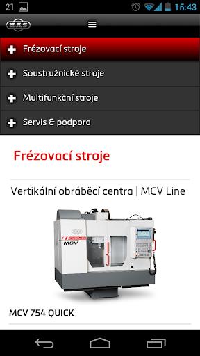 MAS Machine Tools