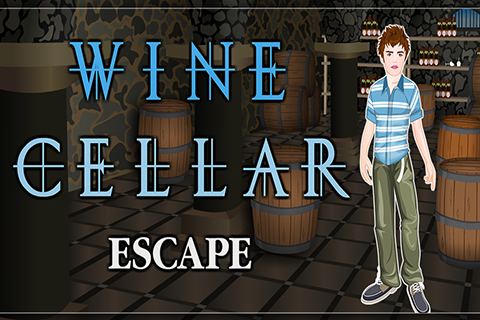 Wine cellar Escape - screenshot