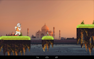 Screenshot of Modi Run