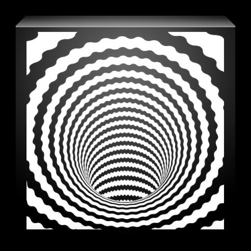Optical hallucination