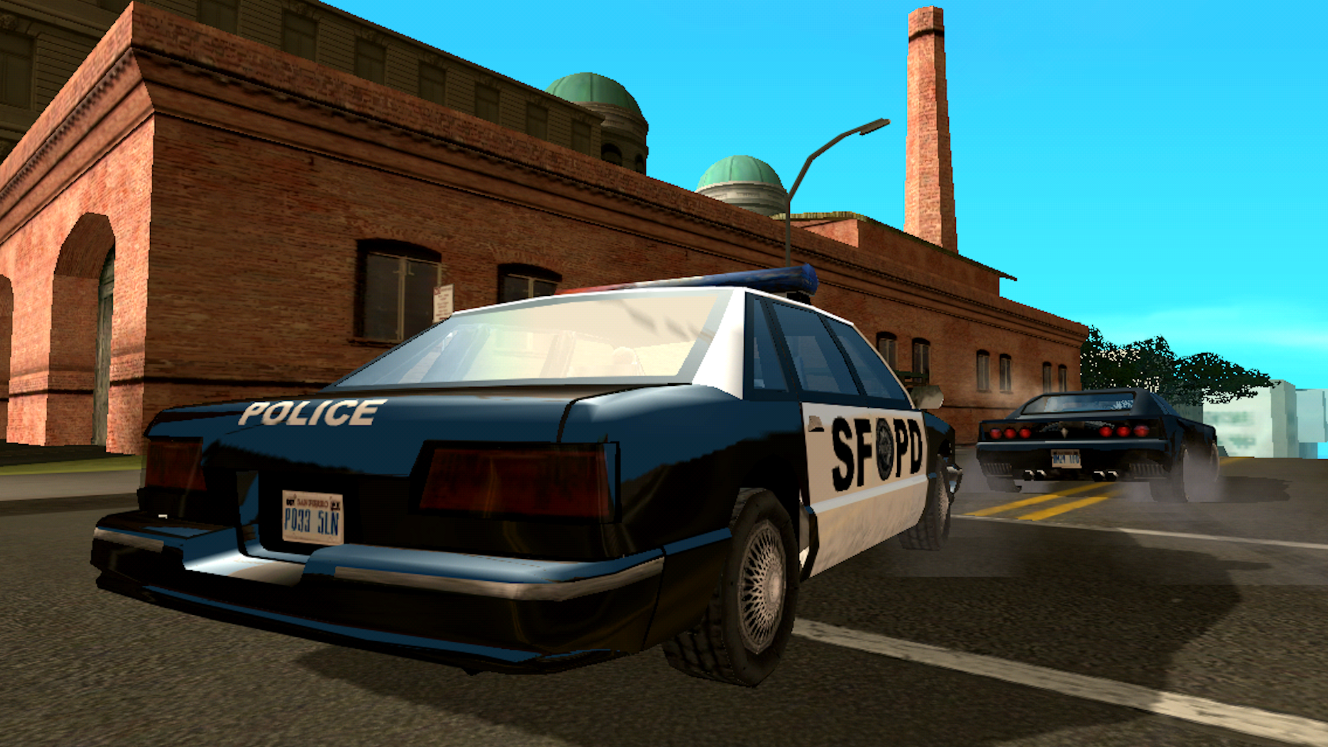 Grand Theft Auto: San Andreas screenshot #6