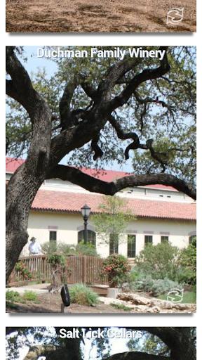 Texas Driftwood Wine Trail