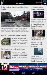 WKRC Local 12 - screenshot thumbnail