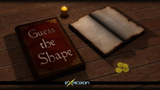 Guess the shape Quiz game- screenshot thumbnail