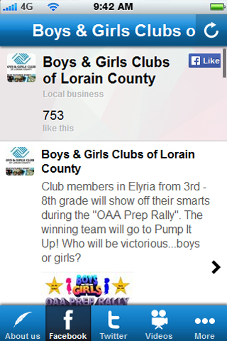 Boys Girls Clubs of Lorain