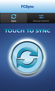 FCSync Trial- Sync Contacts - screenshot thumbnail